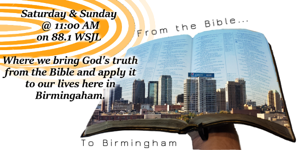 BIBLE to Bham WSJL