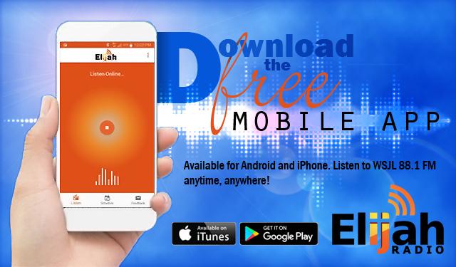 Elijah Radio - Birmingham's BEST Christian Talk Radio!